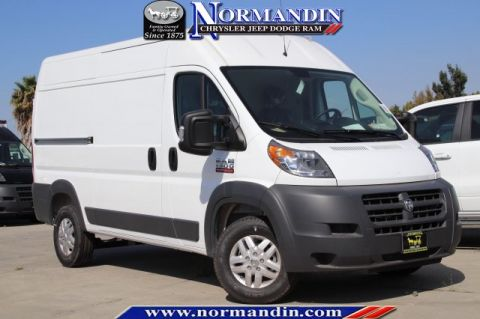 "New 2018 RAM ProMaster 1500 High Roof 136"" WB"