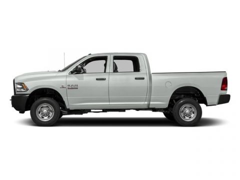 New 2018 RAM 2500 Tradesman 4x4 Crew Cab 8' Box