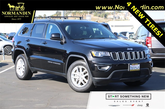 Certified Pre-Owned 2017 Jeep Grand Cherokee