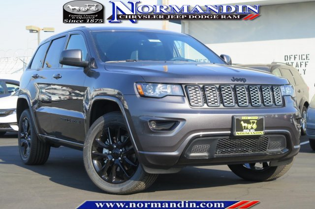 new 2018 jeep grand cherokee altitude sport utility in san jose 18026 normandin chrysler. Black Bedroom Furniture Sets. Home Design Ideas