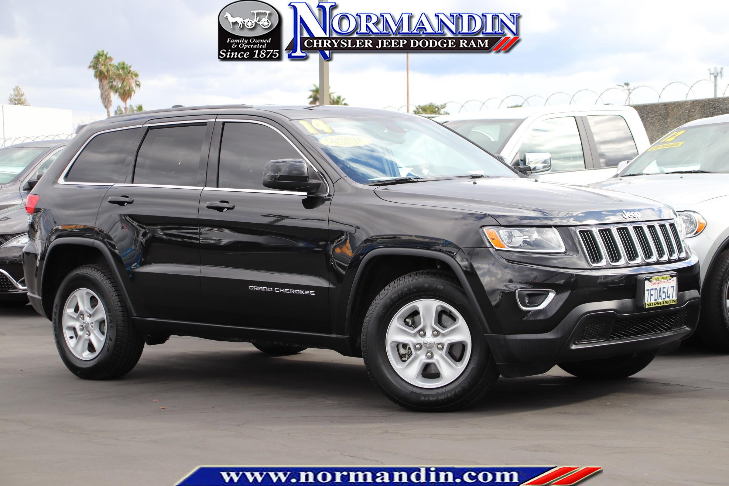 Certified Pre Owned 2014 Jeep Grand Cherokee Laredo