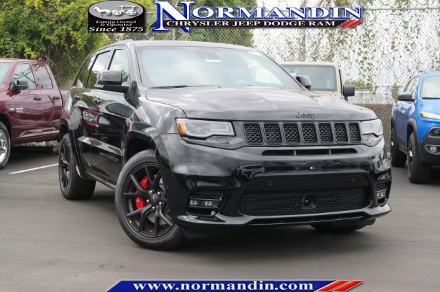 New 2018 Jeep Grand Cherokee Srt Sport Utility In San Jose