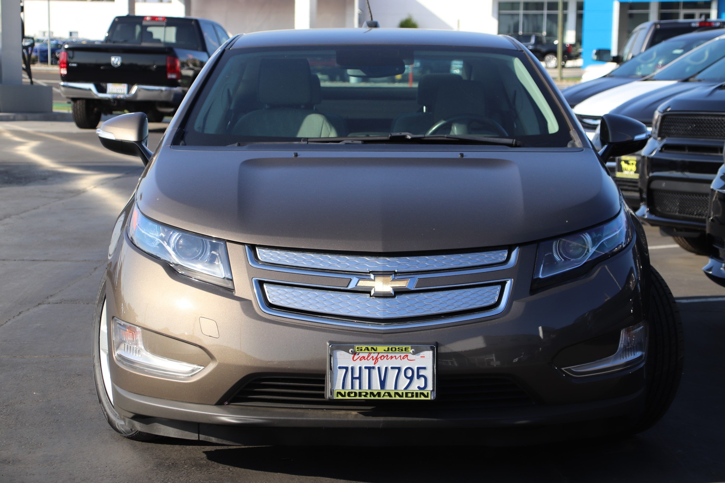 Volt Lease Deals San Jose | Lamoureph Blog