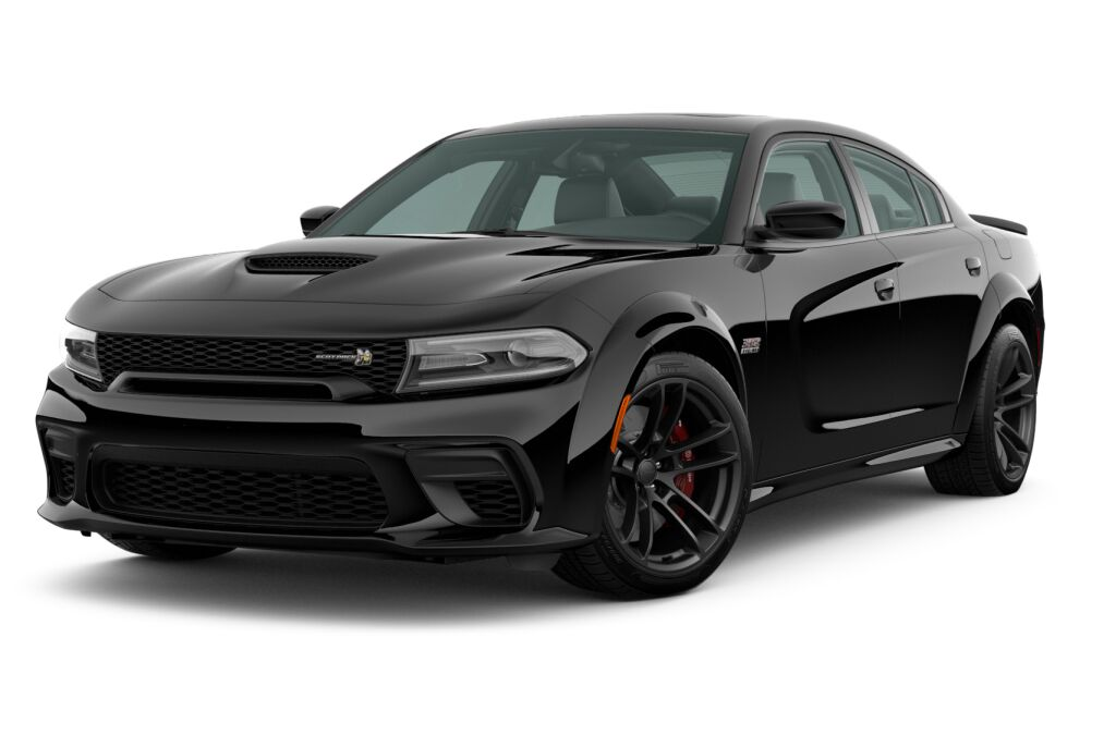 New 2020 DODGE Charger CHARGER SCAT PACK WIDEBODY RWD