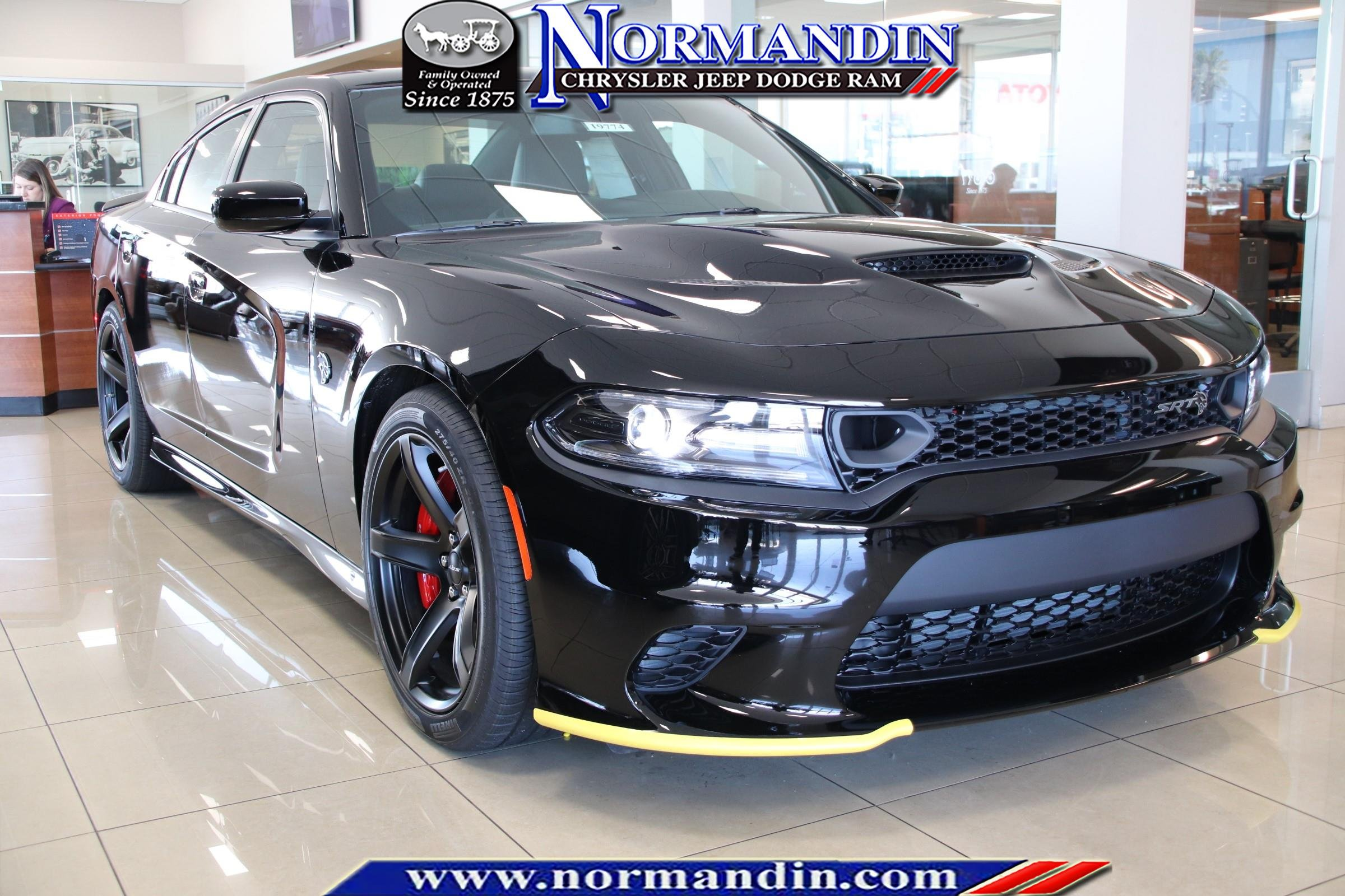 Dodge Charger Srt >> New 2019 Dodge Charger Srt Hellcat Sedan In San Jose 19774