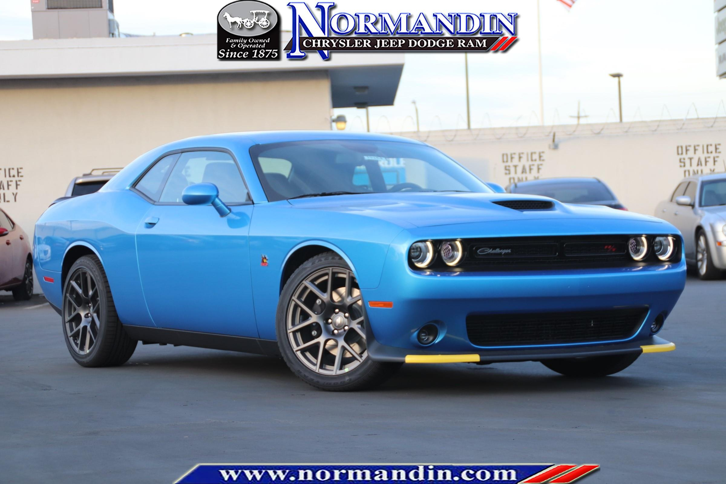 New 2019 DODGE Challenger R/T Scat Pack Coupe In San Jose