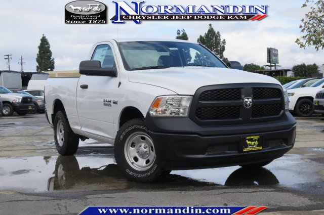 New 2018 Ram 1500 Tradesman 4x4 Regular Cab 6 4