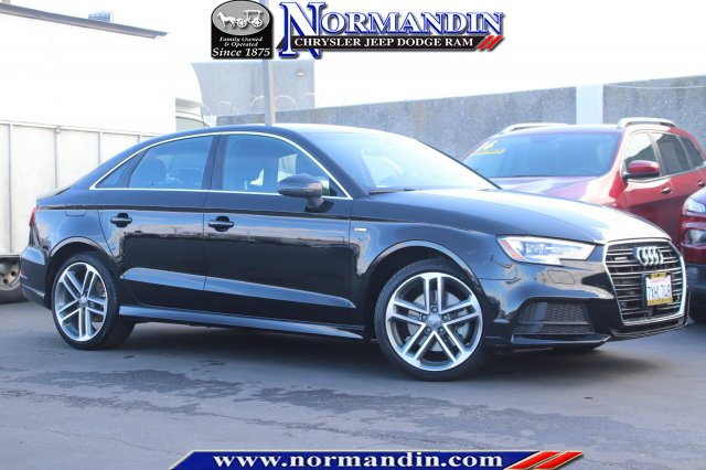 Pre Owned 2017 Audi A3 Sedan Premium Plus