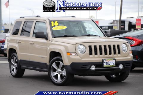 Certified Pre-Owned 2016 Jeep Patriot