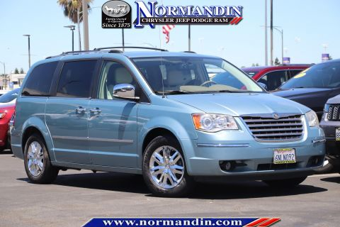 Pre-Owned 2010 Chrysler Town & Country Limited