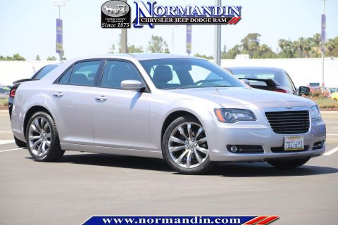 Certified Pre-Owned 2014 Chrysler 300 S