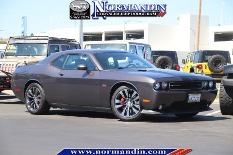 Pre-Owned 2013 Dodge Challenger SRT8
