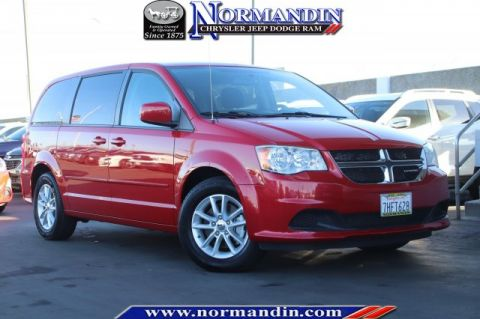 Certified Pre-Owned 2014 Dodge Grand Caravan SXT