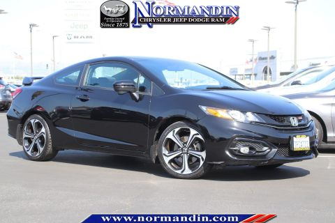 Pre-Owned 2015 Honda Civic Si